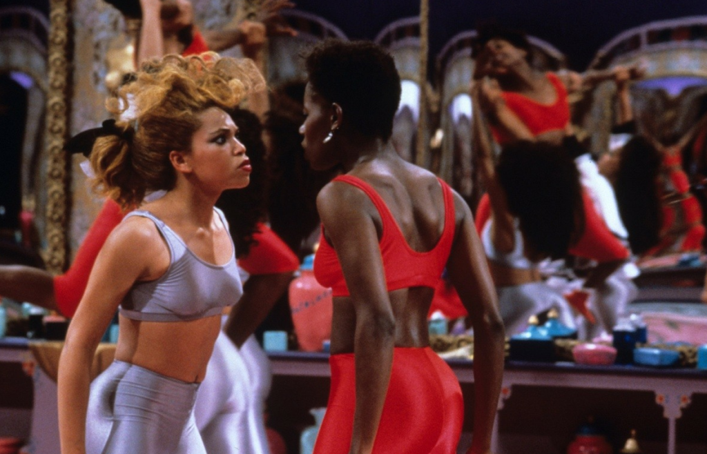 """Divisions among African Americans, such as the """"wannabees"""" and """"jiggaboos"""" depicted in Spike Lee's """"School Daze,"""" have been traced back to the Willie Lynch letter, which William Jelani Cobb deems a fake. (Photo: Columbia Pictures)"""