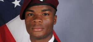 Sergeant La David Johnson died in a combat in Niger.