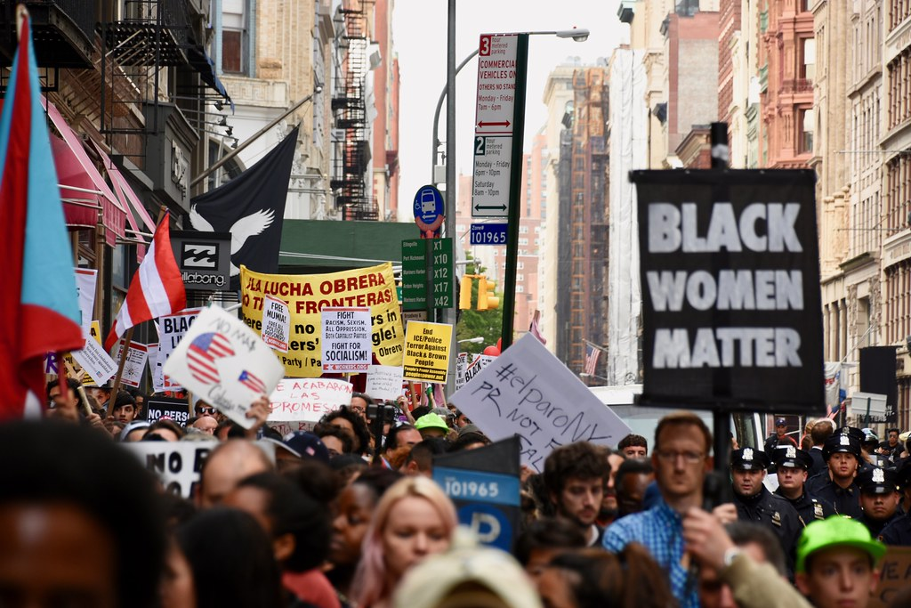 Black Women Voters Wield Power During Elections. But After the Voting, Not So Much