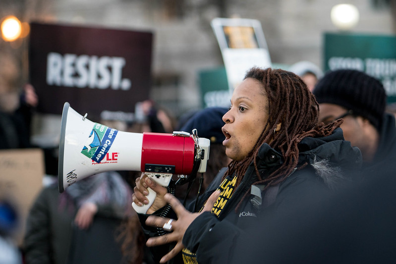 The Black Lives Matter Feud: Not All About the Benjamins